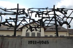 Visiting Dachau