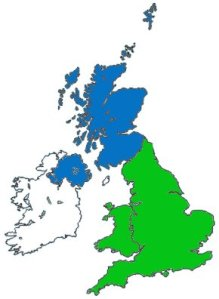 Scottish Independence and a United Ireland