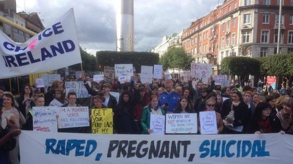 The Irish State's pathological oppression of women